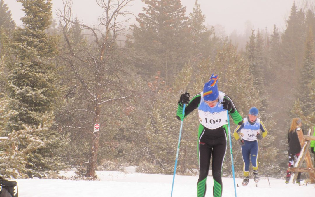 2021 All-State Nordic Skiing