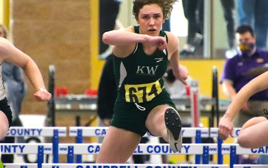 2021 All-State Girls' Indoor Track